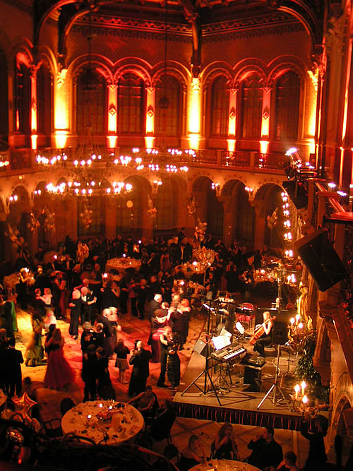 Ferstel Palace - International New Year's Eve Gala